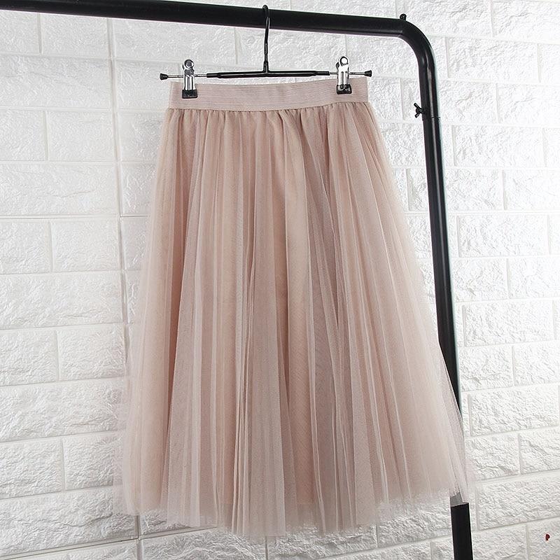 Женская юбка Midi 2016