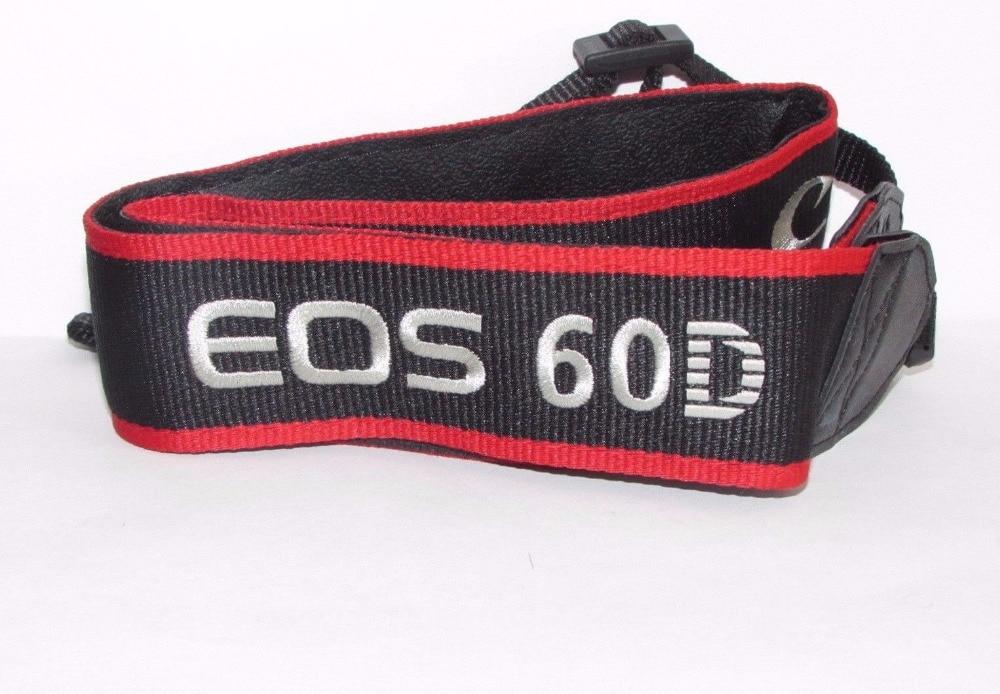 Camera Shoulder Neck Strap for Canon 60D DSLR camera