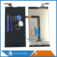 Black Color Touch Screen Digitizer LCD Display For Doogee DG550 1PC Lot