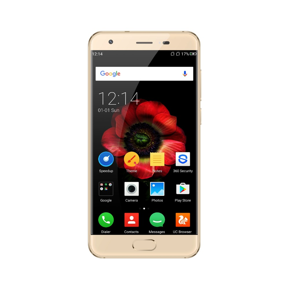 Promotion! OUKITEL K4000 Plus 4G Mobile Phone 5 Android 6.0 Quad Core 1.3GHz 2GB RAM 16GB ROM 13.0MP+5.0MP 4100mAh Touch TD