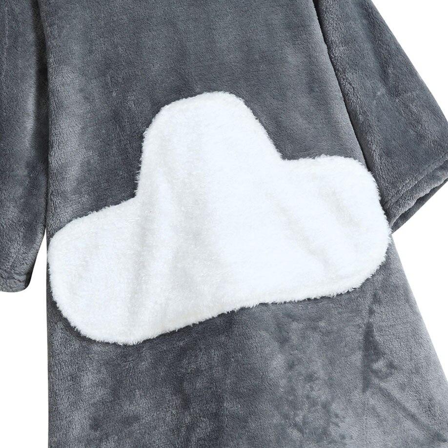 Muqgew Pijama для маленьких мальчиков Обувь для девочек sleeper рукавом animalinfant одежда для малышей Обувь для девочек Обувь для мальчиков облака тепла...