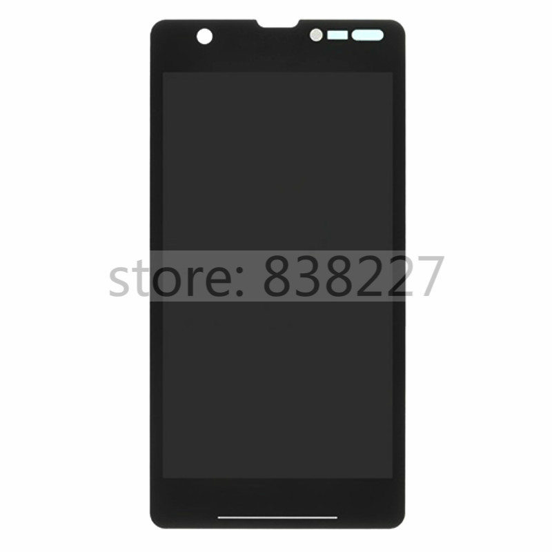 Full lcd display + touch screen For Sony Xperia ZR M36h C5503 C5502 Black LCD with digitizer Assembly taller tr 2306