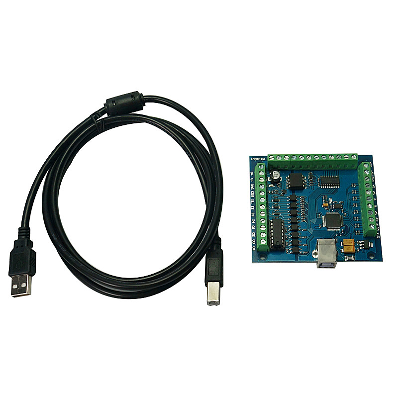 mach3 USB control card 4axis (7)