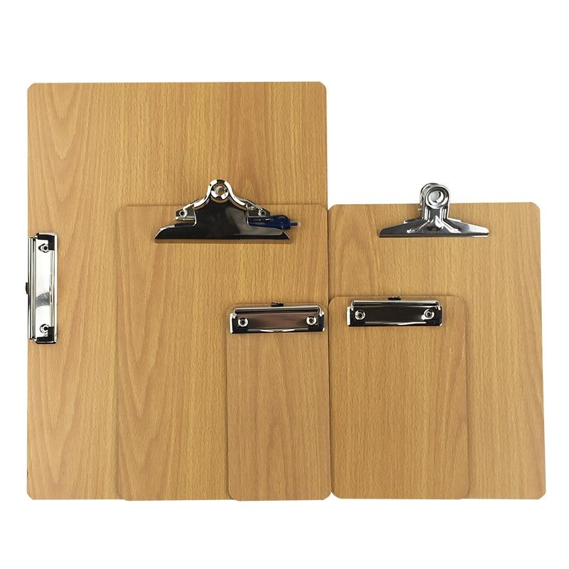 4mm Thick MDF High Density A4, A5 Office Warehouse Writing Board A3 Drawing Board A6 Cash Clip 4K, 6K, 8K, A3, A4, 32K DIY Board