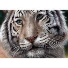 Мозаичные картины Китайская вышивка картина из страз с животными