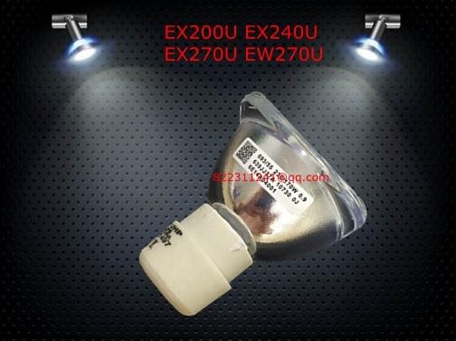 VLT-EX240LP Projector Bulb Lamp for Mitsubishi EX200U EX240U EX270U EW270U ES200U EW230U-ST EX240LP EX230U GW-375 compatible projector lamp with housing vlt ex240lp fit for es200u ex200u ex240u