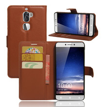 Leather Case for Letv Leeco Coolpad Cool 1 Wallet Flip Cover Dual Cool1 C106 C103 Phone Bag TPU Stand Card Slot