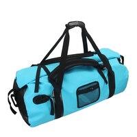 2 Colors 125L Waterproof Nylon Backpack Ultralight Outdoor Bicycle Cycling Bike Backpacks Travel Mountaineering Bag TB0002