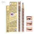 1 PC eyeliner Cat Style Black Long-Lasting Waterproof Liquid Gold Eyeliner Eye Liner Pen Pencil Makeup Cosmetic Tools Beauty