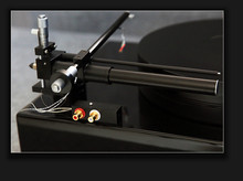 10th Anniversary MKII Air-bearing Turntable With MB51 High Precision DC Brushless Motor LP Turntable Vinyl Record Player