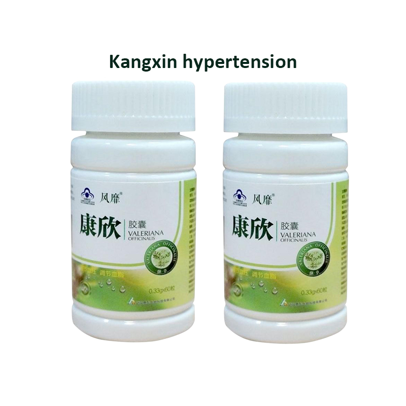 3pcs Kangxin clean soft blood vessel reguar high blood pressure kang xin jo kang