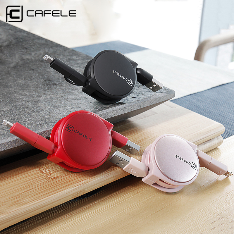 Cafele 3 styles Micro Type c 2 in 1 USB Cable Charging Wire For iPhone Huawei Xiaomi Samsung Android USB C Microusb Date cables|Mobile Phone Cables| |  - AliExpress