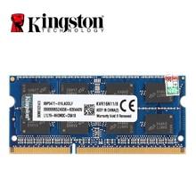 Kingston memória ram ddr3, memória ram para laptop e notebook 8 gb PC3 12800S ddr3 1600mhz ddr3 cl11 204pin 1.5v ram sodimm