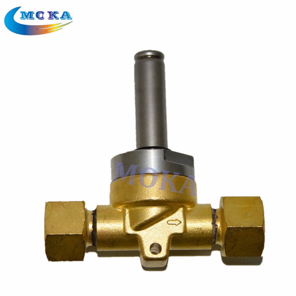 High pressure Brass CO2 jet Electric Valve 1400PSI with1/2 bsp inch Threaded accessories for Professional Stage Lighting effect 8m stage co2 jet effect machine high pressure resin hose to connect with co2 gas tank