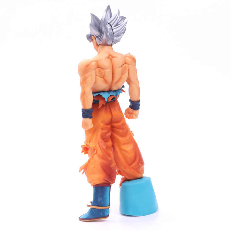 26 см Dragon Ball Z Ultra инстинкт Сон Гоку игрушка ПВХ аниме Рисунок Супер Saiyan Migatte без Gokui Модель Цифры куклы дети подарок Z82