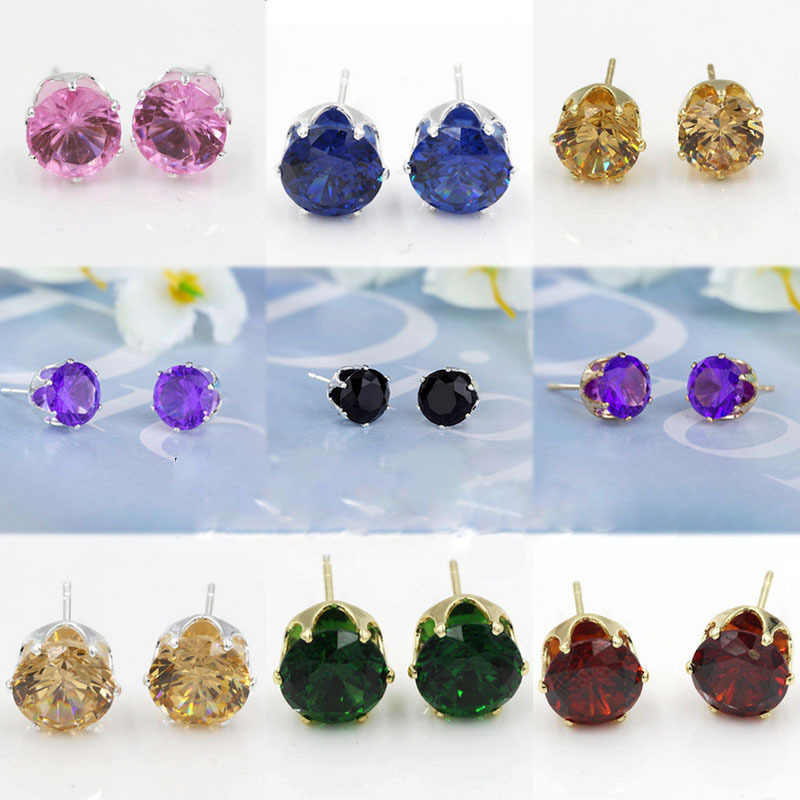 Fashion Earrings For Sale Luxury Jewelry Earrings Luxury Austrian Crystal Earrings For Women Female plated Earrings Jewelry