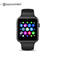 ZAOYI Dm09 Smart Watch Bluetooth Wearable Devices Smartwatch Sim Card For Apple Watch Android Pk Dz09