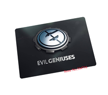 evil geniuses mouse pad Domineering pad to mouse notbook computer mousepad best gaming padmouse gamer to laptop keyboard mats