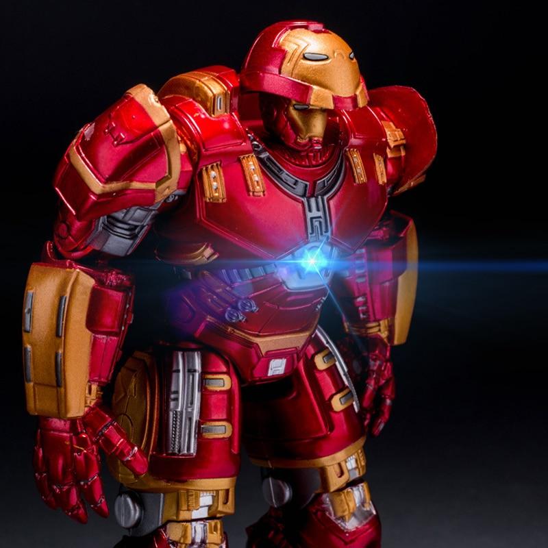 Εκδικητές Iron Man Hulk Buster Armor αρθρώσεις - Στοιχεία παιχνιδιών - Φωτογραφία 3