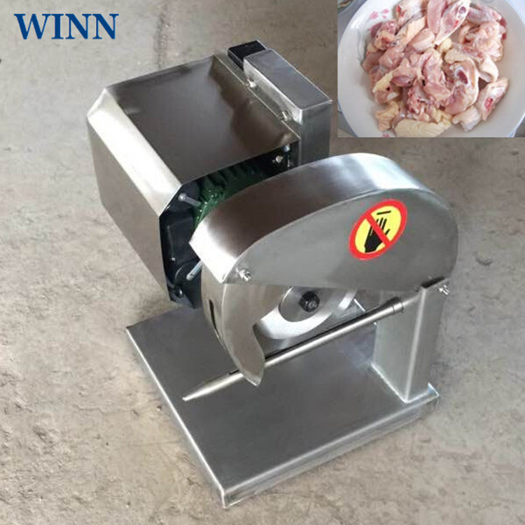 Poultry Cutting Machine 110V/220V Stainless Steel Meat Cutter Chicken Separator Dividing And Cutting Machine Chopper