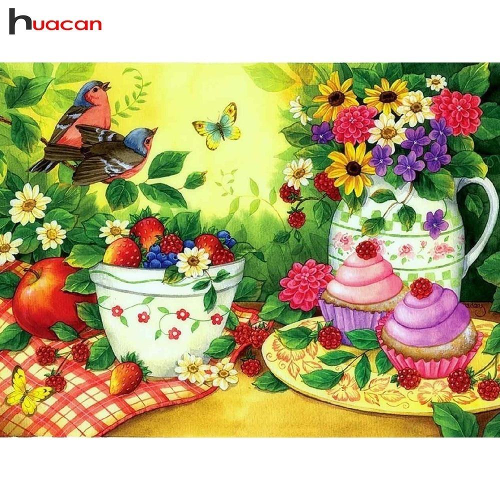 5D поделки алмазов картина аксессуары цветы ручной вышивки крестом алмаз вышивка мозаика Полный Дрель украшения сада Home