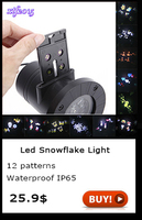 xtf2015 светодиодный лазер rods хэллоуин огни 6 шт. вышивка крестом картины снежинка проектор крытый лампа для KV диджей бар торговый центр день рождения