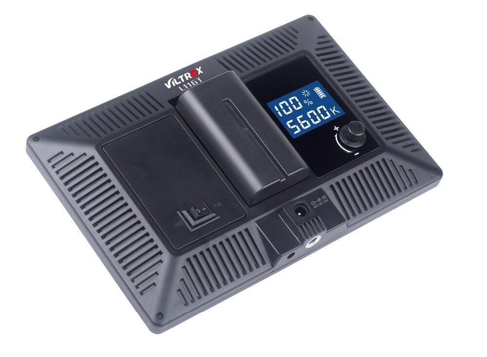 Viltrox L116T LCD-Display zweifarbig und dimmbar schlankes - Kamera und Foto - Foto 3