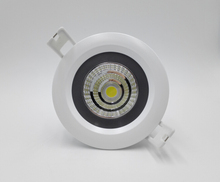 Free Shipping 15W Waterproof IP65 COB  Recessed led down light,cob downlight AC85-265V Warm White/White/Cold White
