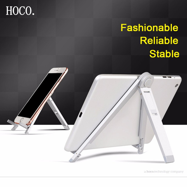 Hoco Möbel hoco mobile phone tripod standing desk cell phone holder support for