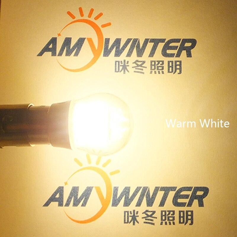 AMYWNTER 12V 1156 rəhbər P21W 1157 P21 / 5W S25 Avtomobil LED - Avtomobil işıqları - Fotoqrafiya 3