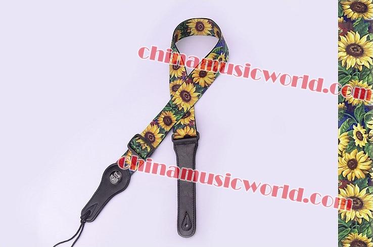 ФОТО High-grade Electric Bass Guitar Strap (AGS-050)