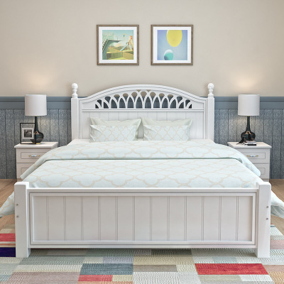 accueil lit mobilier de chambre meubles de maison nordique. Black Bedroom Furniture Sets. Home Design Ideas