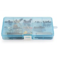 Top Sale Tattoo Parts and Accessories Screws Kit for Machine Gun Performent Body Art DIY Supply set blue