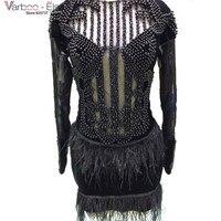 Short Prom Dresses With Crystal Beaded Evening Party Dress Black Vestido De Festa Celebrity Dress Tasse