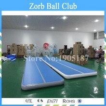 Бесплатная доставка 12×2 м надувная воздушная дорожка для тренажерного зала надувная воздушная дорожка для йоги б/у воздушная барабанная дорожка Promopte