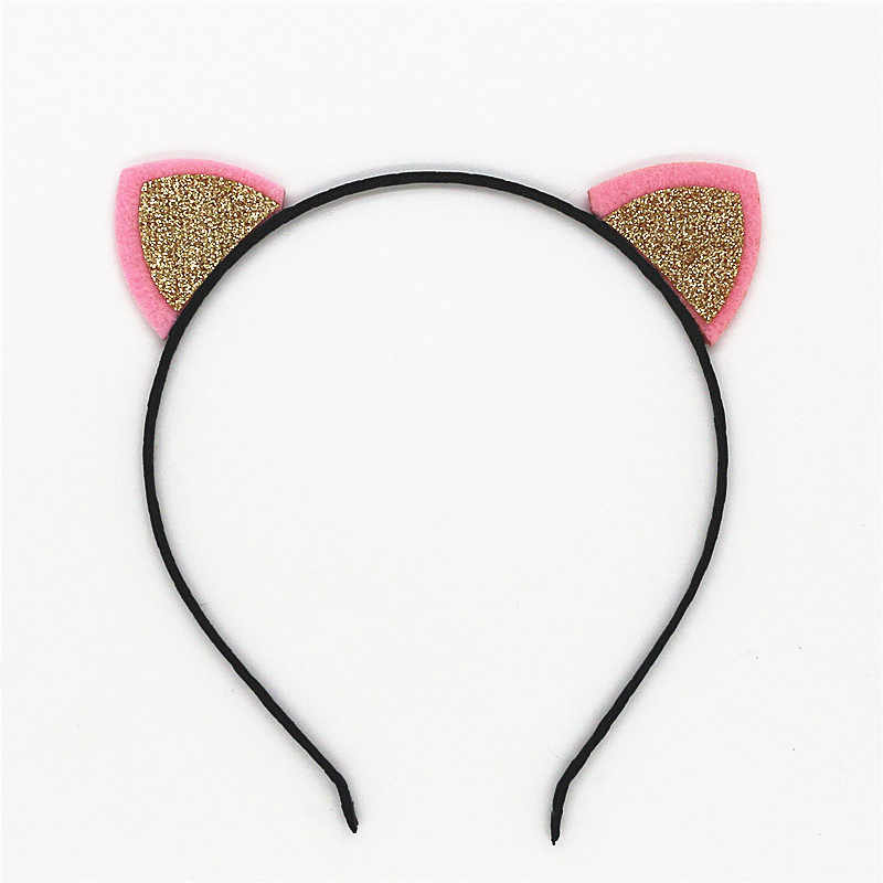 Novelty เซ็กซี่แมวหูสาว Headwear เลดี้สไตล์ Headband ผม Hoop อุปกรณ์เสริมผู้หญิง Hairband kidsTwinkle twinkle Head Band