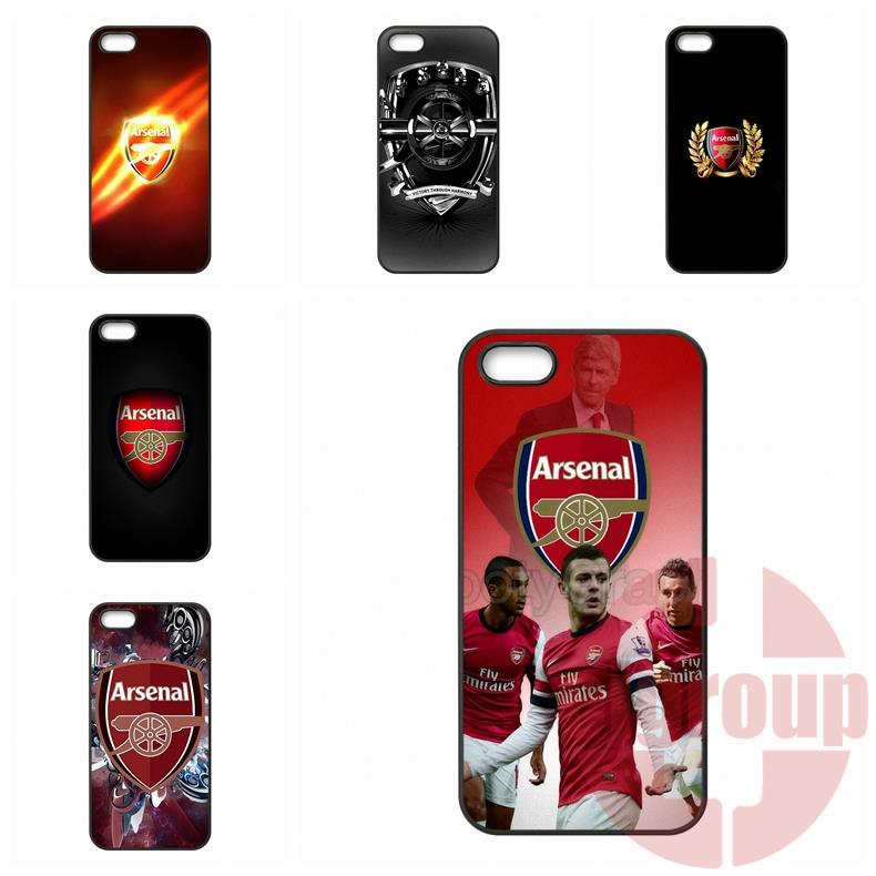ce6a27ac6b9 Arsenal Logo For Apple iPhone 7 Plus For Huawei Honor 5C 5X 7 V8 P9 Lite