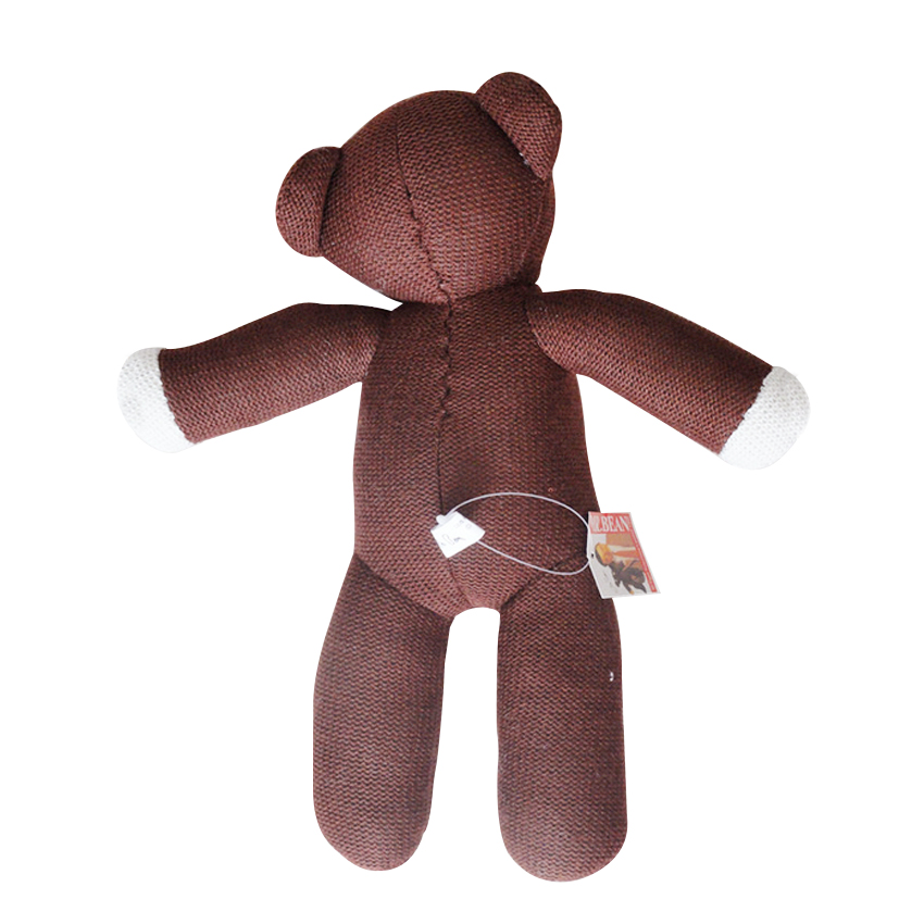 1 piece 9 mr bean teddy bear animal stuffed plush toy brown figure doll child christmas gift toys in stuffed plush animals from toys hobbies on