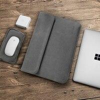 BESTCHOI Matte Tablet Sleeve For Microsoft Surface Pro 3 Case Casual Women Men 12 Inch Tablet