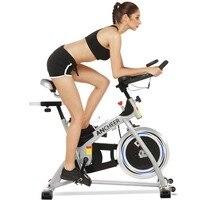 Обучение крытый Велоспорт велосипеды кардио домашний тренажерный зал фитнес Крытый спиннинг Велоспорт велосипед оборудования фитнес упра