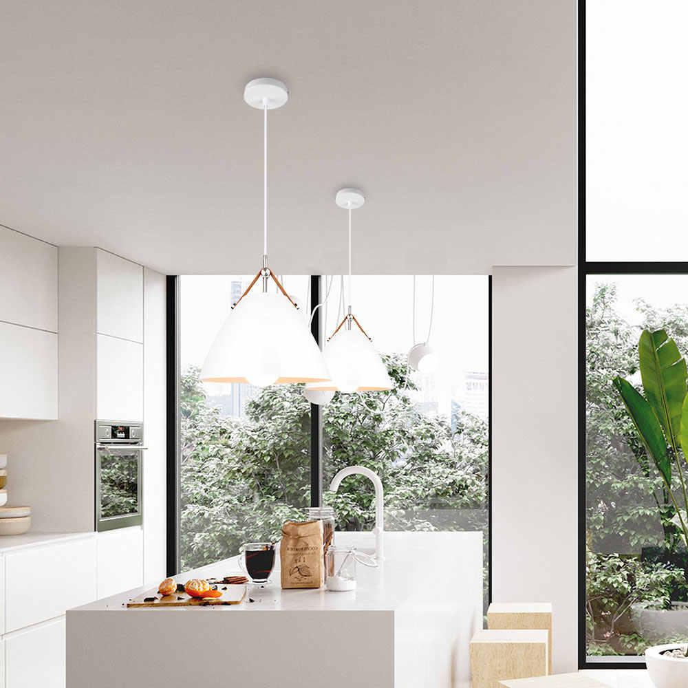 Restaurant pendentif clairage cuisine suspension lampe Eclairage salle a manger