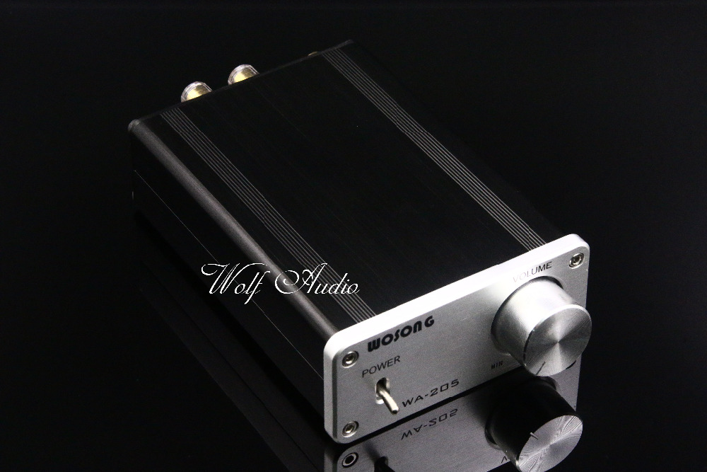 2017 New Version WA-205 Power Amp Class T 50W + 50W TK2050 HiFi Mini Audio Digital Amplifier new topping tp60 tp 60 ta2022 80w x 2 class t amp tripath mini hifi digital stereo power amplifier 2 analog rca inputs 220v 110v