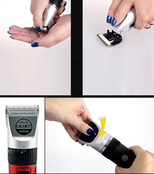 Hair Cutting Machine 4