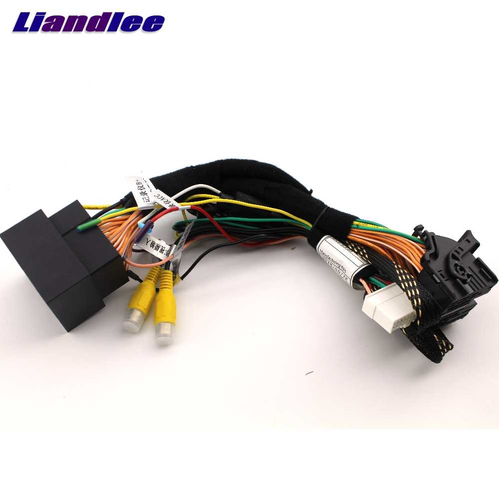 liandlee parking camera interface reverse back up park camera kits for jeep  grand cherokee wk2 original