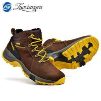 High Quality Men Hiking Shoes Waterproof Mountain Climbing Shoes Outdoor Hiking Boots Trekking Sport Sneakers Women