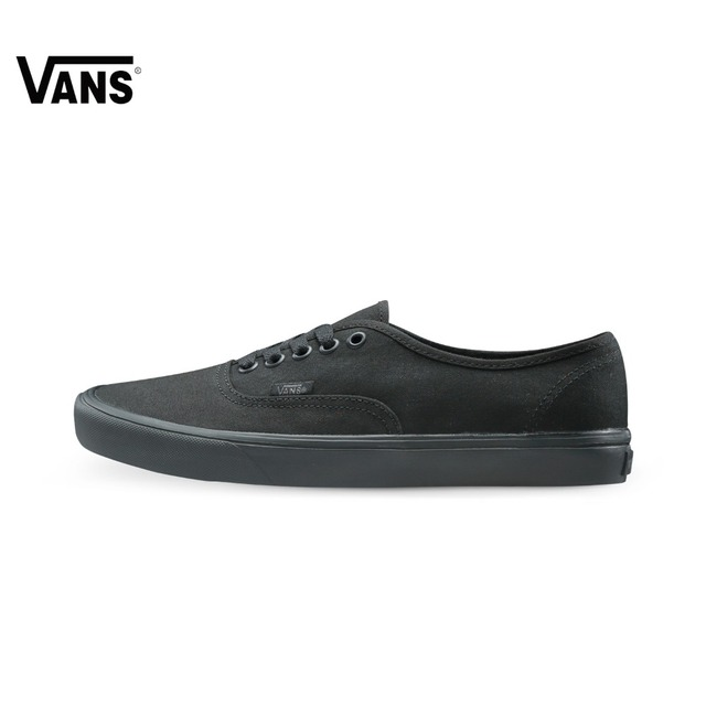 40e5f98d3f Original Vans Authentic Lite Lightweight Men Canvas Shoes Sports Shoes  Sneakers Outdoor Sports Comfortable Breathable