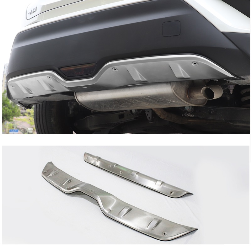 CAR STYLING EXTERIOR AUTO ACCESSORIES FRONT REAR BUMPER COVER COVERS FIT FOR CHR C HR IZOA 2017