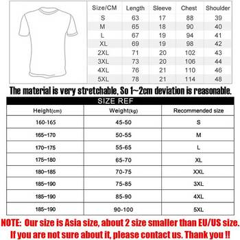 2019 New style mens short sleeve summer t shirt slim fit cotton V collar t shirts for men Big size to 4XL 5XL men's fitness Tees