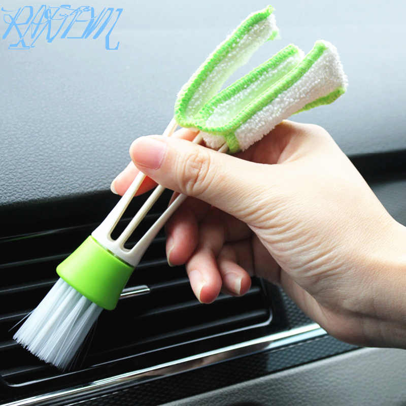 Car styling cleaning Brush tools Accessories for Lada Priora Sedan sport Kalina Granta Vesta X-Ray XRay