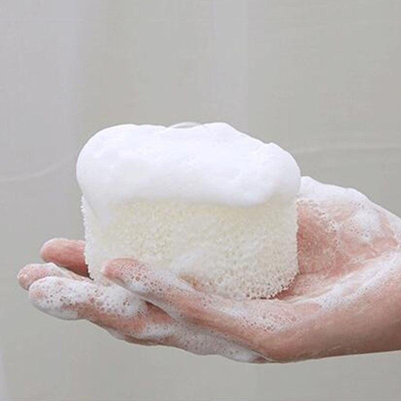 Melamine Sponge Cleaner Sturdy Durable Filter Kitchen Magic Sponge Eraser Dishwashing Ball Nano Magiczna Gabka 2019 Hot Sale-in Sponges & Scouring Pads from Home & Garden